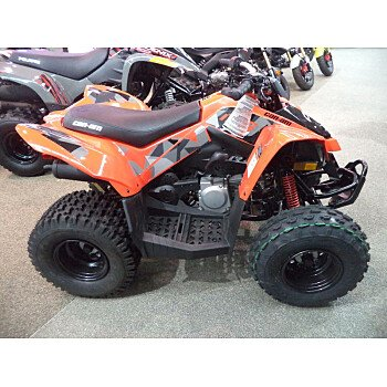 2019 Can-Am DS 90 for sale 200707991