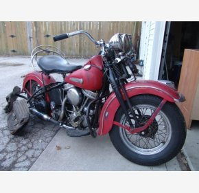 1948 Harley-Davidson Other Harley-Davidson Models for sale 200708054