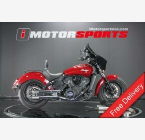 2016 Indian Scout Sixty for sale 200708685