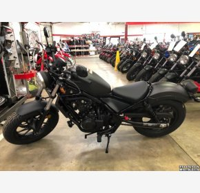 2019 Honda Rebel 500 for sale 200709560