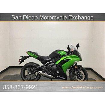 2014 Kawasaki Ninja 650 for sale 200711176