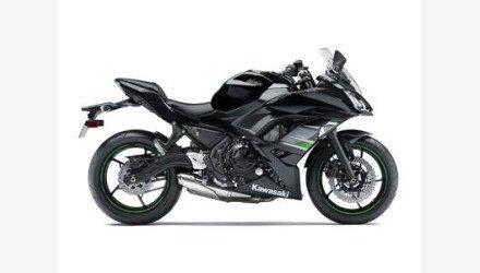 2019 Kawasaki Ninja 650 ABS for sale 200711188