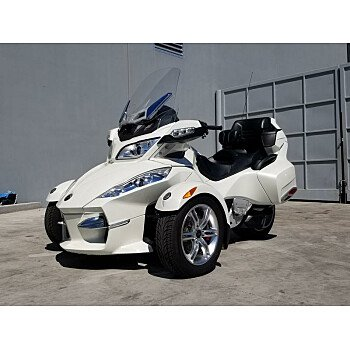 2011 Can-Am Spyder RT for sale 200713261