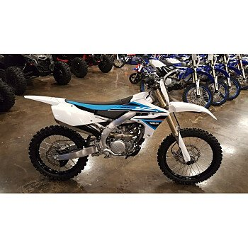 2019 Yamaha YZ250F for sale 200713420
