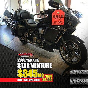 2018 Yamaha Star Venture for sale 200713422