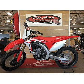 2019 Honda CRF450R for sale 200713745