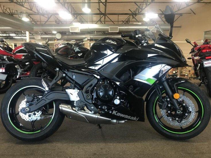 2019 Kawasaki Ninja 650 for sale near Chula Vista, California 91911