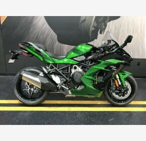 2018 Kawasaki Ninja H2 SX for sale 200714708
