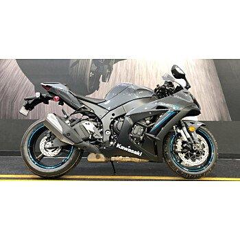 2019 Kawasaki Ninja ZX-10R for sale 200714950