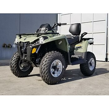 2019 Can-Am Outlander MAX 450 for sale 200716426