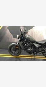 2019 Honda Rebel 500 ABS for sale 200717402