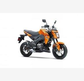 2019 Kawasaki Z125 Pro for sale 200719236