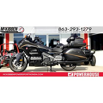 2016 Honda Gold Wing for sale 200719449