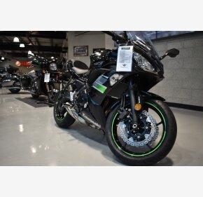 2019 Kawasaki Ninja 650 ABS for sale 200719788