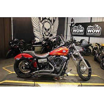 2012 Harley-Davidson Dyna for sale 200720204