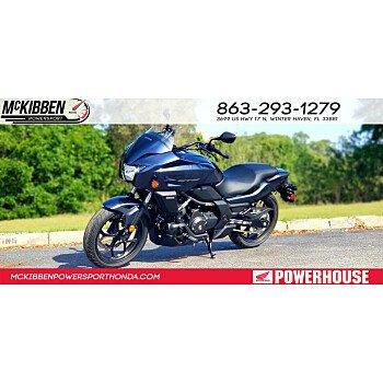 2016 Honda CTX700 for sale 200722054
