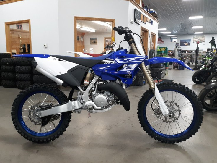 2019 Yamaha YZ125 for sale near Mecosta, Michigan 49332