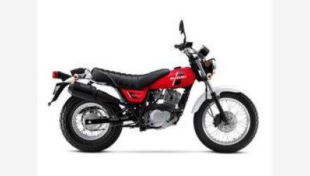 2018 Suzuki VanVan 200 for sale 200722759