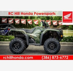 2018 Honda FourTrax Foreman Rubicon 4x4 Automatic for sale 200722915