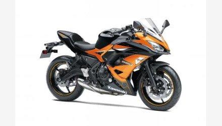 2019 Kawasaki Ninja 650 for sale 200724748