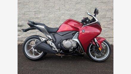 2010 Honda VFR1200F Manual ABS for sale 200725656