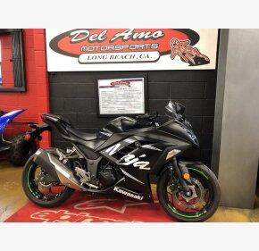 2017 Kawasaki Ninja 300 ABS for sale 200725684