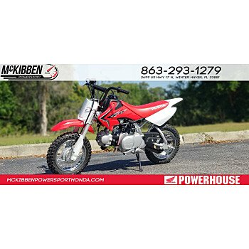 2019 Honda CRF50F for sale 200726531