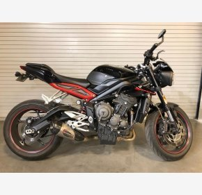 2018 Triumph Street Triple Motorcycles for Sale - Motorcycles on