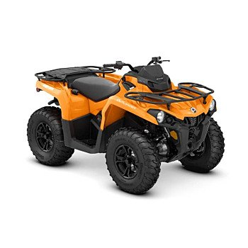 2019 Can-Am Outlander 570 DPS for sale 200727903
