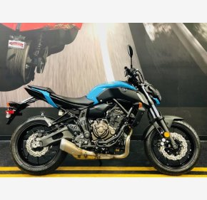 2019 Yamaha MT-07 for sale 200728461