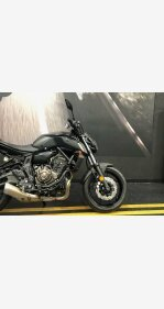 2019 Yamaha MT-07 for sale 200728463