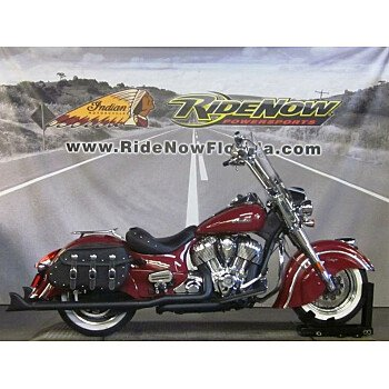 2016 Indian Chief for sale 200729551