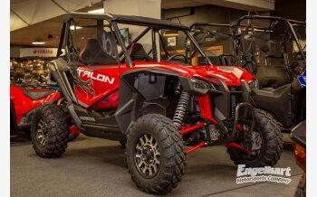 2019 Honda Talon 1000X for sale 200729902