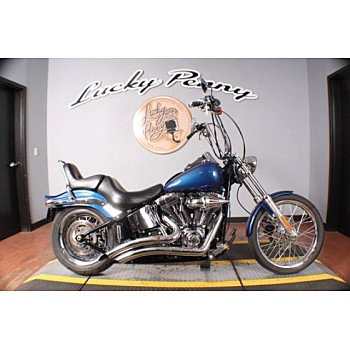 2009 Harley-Davidson Softail for sale 200730008