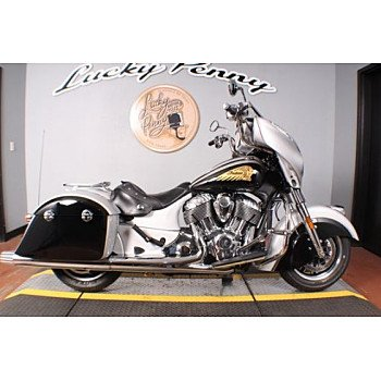 2017 Indian Chieftain for sale 200730192
