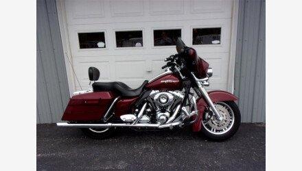 2008 Harley-Davidson Touring Street Glide for sale 200730510