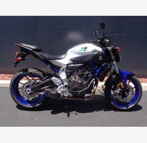 2016 Yamaha FZ-07 for sale 200730865