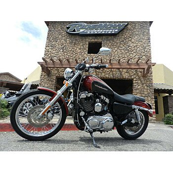 2007 Harley-Davidson Sportster for sale 200731136