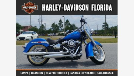 2018 Harley-Davidson Softail Deluxe for sale 200731783