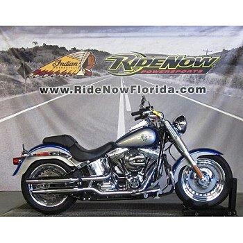 2017 Harley-Davidson Softail Fat Boy for sale 200732269