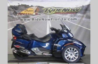 2016 Can-Am Spyder RT for sale 200732276