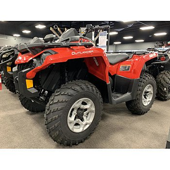 2016 Can-Am Outlander 570 for sale 200732343