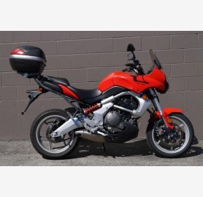 2008 Kawasaki Versys for sale 200733603