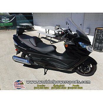 2014 Suzuki Burgman 400 for sale 200733699