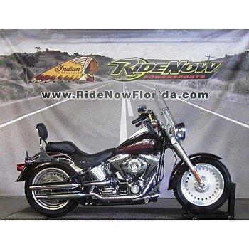 2007 Harley-Davidson Softail for sale 200735074