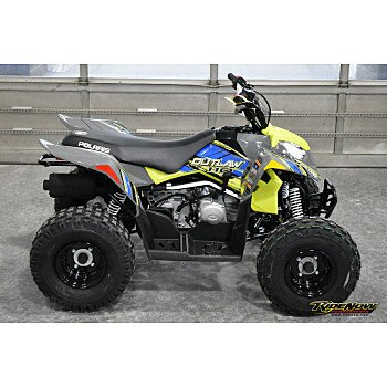 2019 Polaris Outlaw 110 for sale 200735402