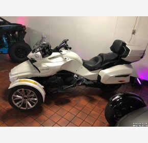 2018 Can-Am Spyder F3 for sale 200736076