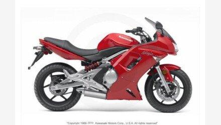 2007 Kawasaki Ninja 650R for sale 200736095