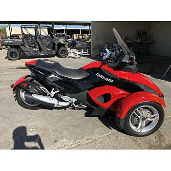 2008 Can-Am Spyder GS for sale 200736463