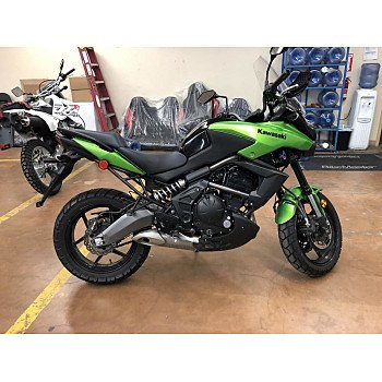 2014 Kawasaki Versys for sale 200736479